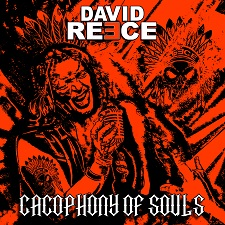 Reece - Cacophony of Souls - Artwork
