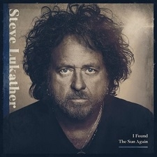 STEVE LUKATHER - I found the sun again_COVER
