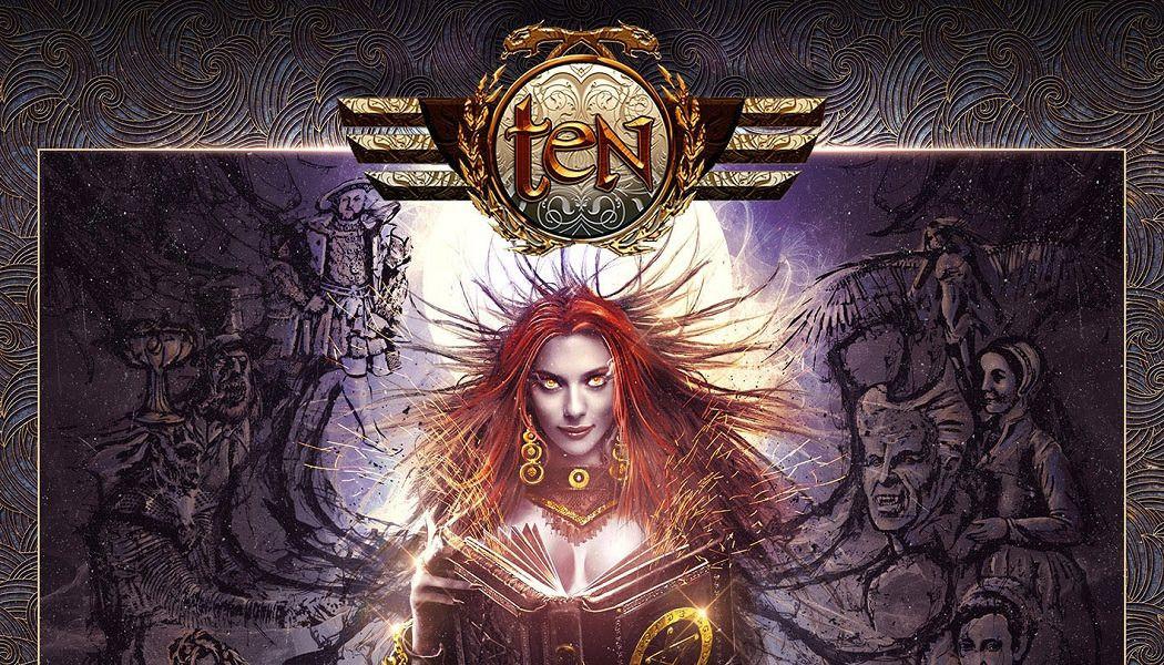 """TEN """"Gothica"""" (Frontiers Music, 2017)"""