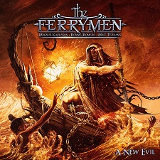 THE FERRYMEN-anewevil-COVER