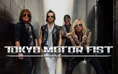 TOKYO MOTOR FIST «Lions» (Frontiers Music, 2020)