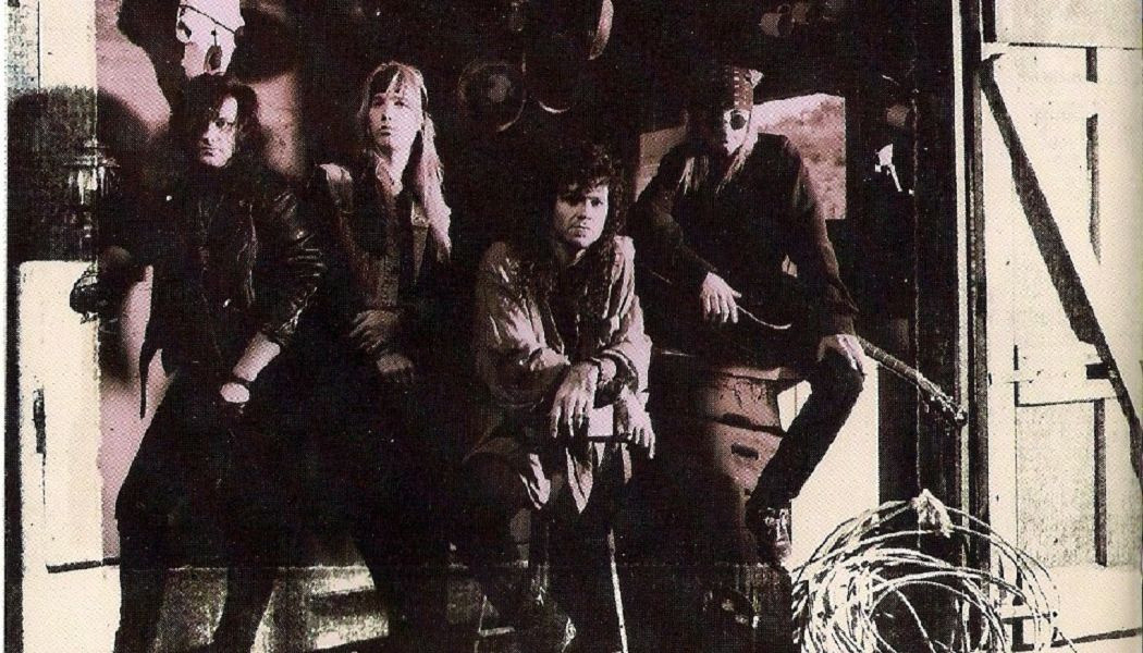 TATTOO RODEO «Rode Hard – Put Away Wet» (Atlantic Records, 1991)