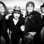 """THE QUIREBOYS """"Amazing Disgrace"""" (Off Yer Rocka Recordings, 2019)"""