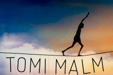 TOMI MALM «Walkin' On Air» (Contante & Sonante, 2017)
