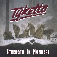 Tyketto - Strength In Numbers COVER