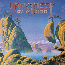 URIAH HEEP - Sea of light cover