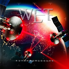 W.E.T. - Retransmission cover