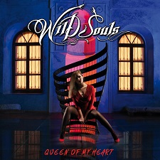 Wild Souls - Queen Of My Heart - cover