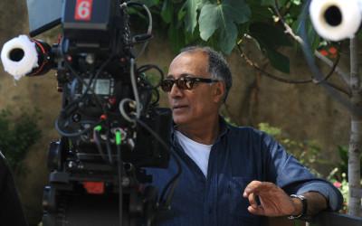 Estoy pensando en Kiarostami.