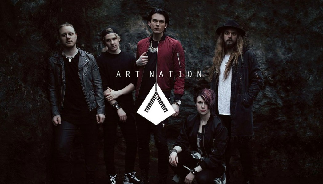 "ART NATION ""Liberation"" (Gain, 2017)"