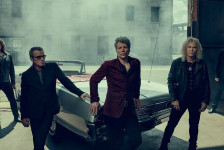 "BON JOVI ""This House Is Not For Sale"" (Island Records, 2016)"
