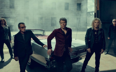 BON JOVI «This House Is Not For Sale» (Island Records, 2016)