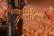 ANGELUS APATRIDA, nuevo disco, primer single y gira europea.