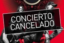 GÜRU, concierto de Madrid cancelado