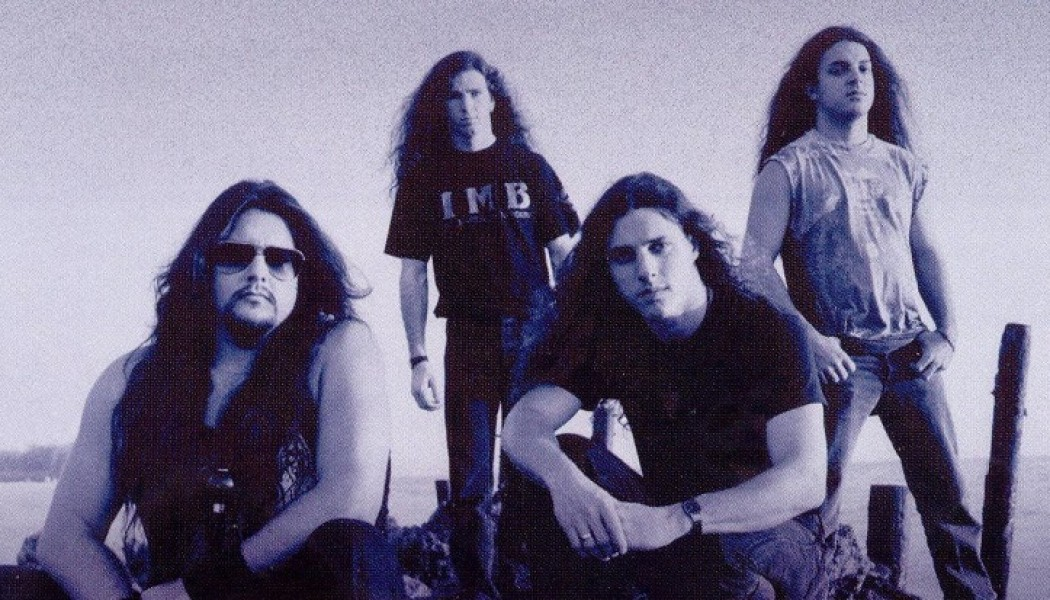 DEATH «Symbolic» (Roadrunner Records, 1995)