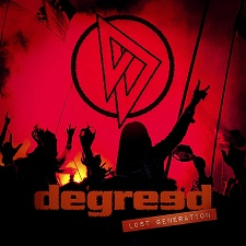 degreed - Lost GenerationCOVER
