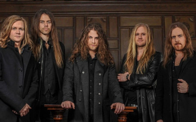 DYNAZTY «The Dark Delight» (AFM Records, 2020)