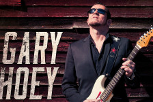 "GARY HOEY ""Dust & Bones"" (Provogue / Mascot Records, 2016)"