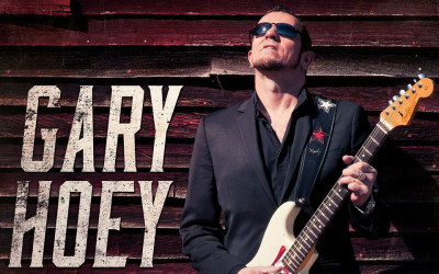 GARY HOEY «Dust & Bones» (Provogue / Mascot Records, 2016)
