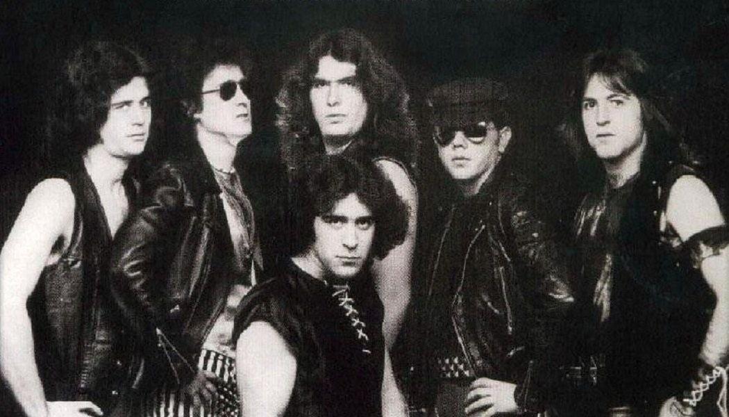 GOLIATH «Goliath» (Chapa Discos, 1985 / Leyenda Records, 2012)