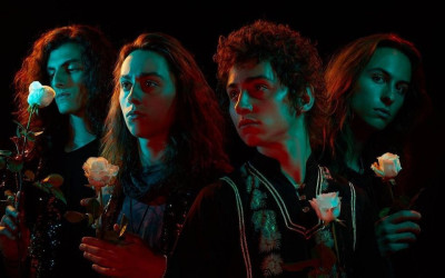 "GRETA VAN FLEET ""Anthem Of The Peaceful Army"" (Lava/Republic Records, 2018)"