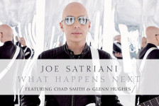 JOE SATRIANI «What Happens Next» (Legacy, 2018)