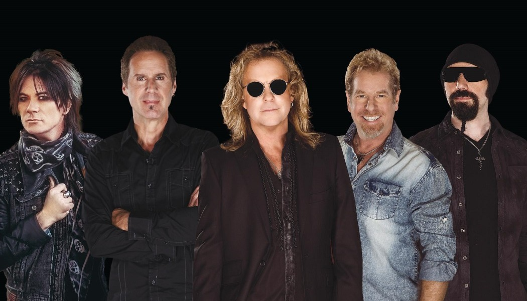 NIGHT RANGER «Don't Let Up» (Frontiers Music, 2017)
