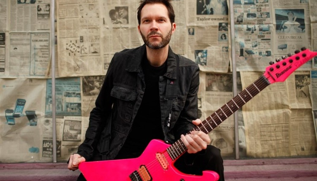 PAUL GILBERT «I Can Destroy» (WOWOW Entertainment, 2015)