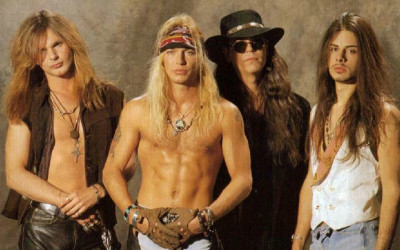 POISON «Native Tongue» (Capitol Records, 1993)