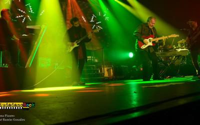 ASFALTO Concierto 45 aniversario, Sala La Riviera, Madrid, 4 de febrero de 2017