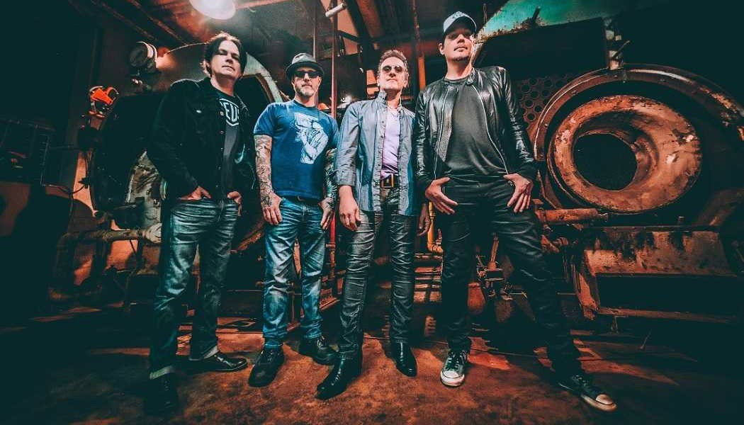 RIVERDOGS «California» (Frontiers Music, 2017)