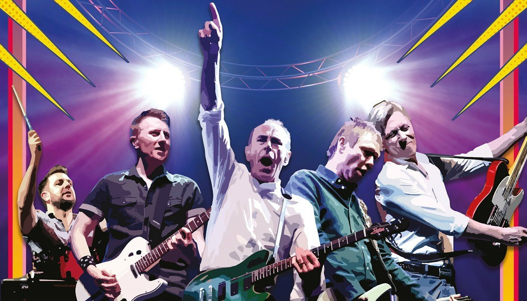 STATUS QUO «The Last Night Of The Electrics» (EarMusic, 2017)