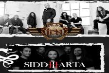 Ten y Siddharta actuarán en Madrid.