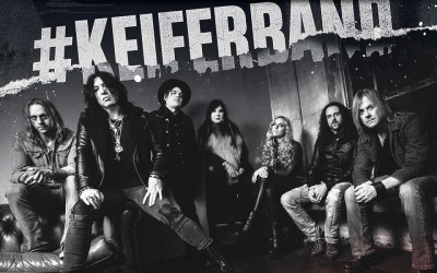 TOM KEIFER BAND «Rise» (Cleopatra Records, 2019)